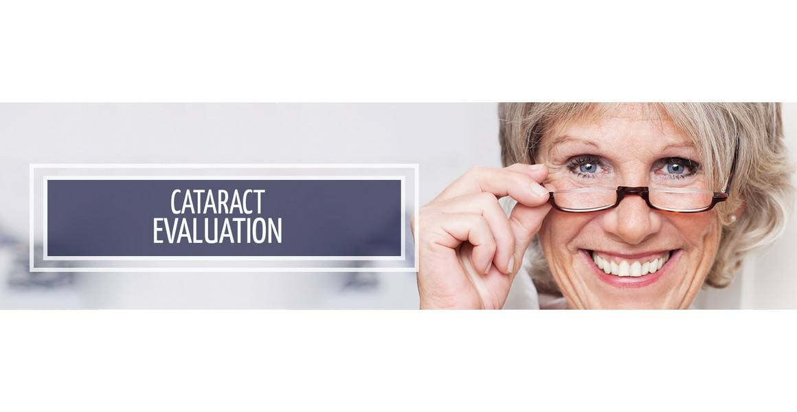 CATARACT IS NO MORE