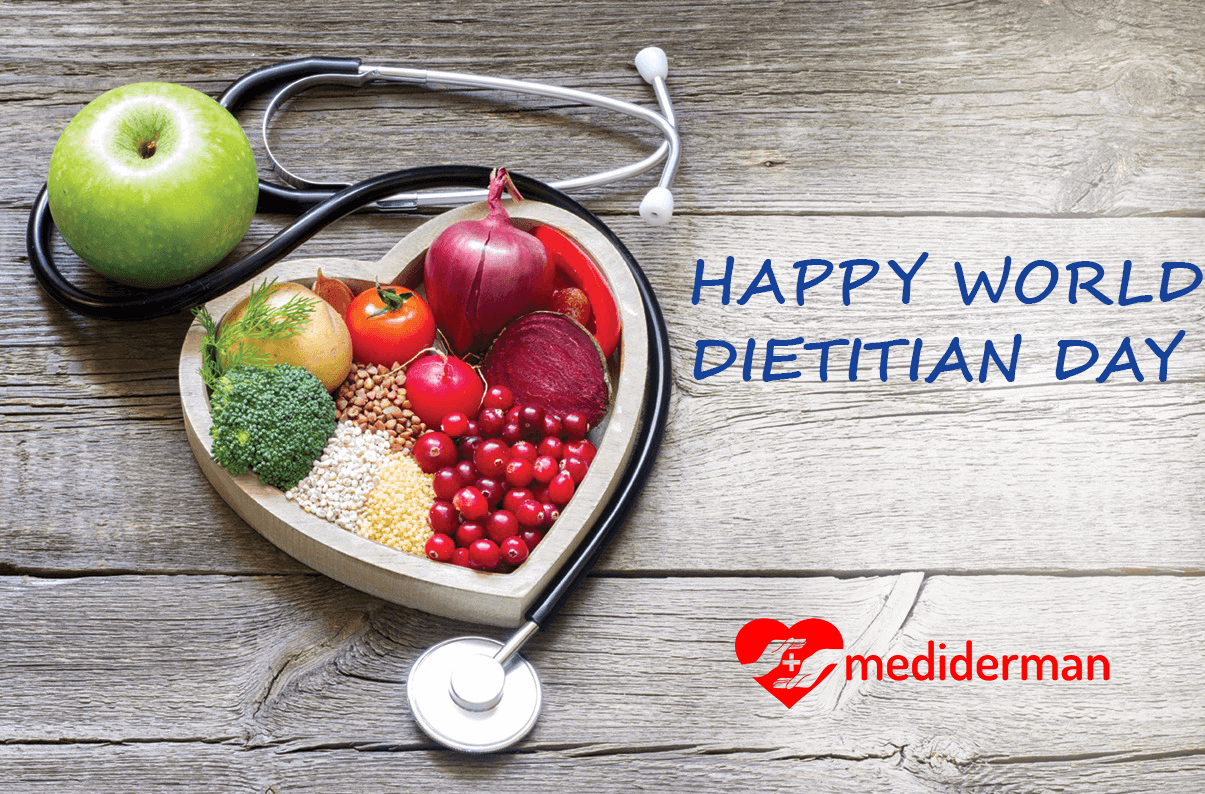 What is a Dietitian and World Dietitian Day