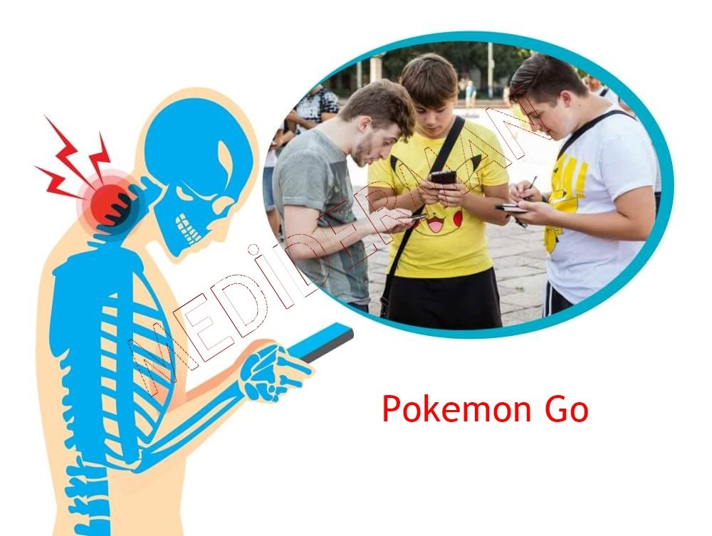 Pokemon Go Health Effects